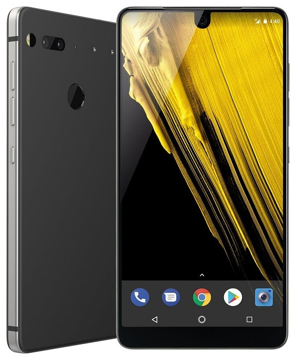 Essential Phone receiving update with Bluetooth 5.0