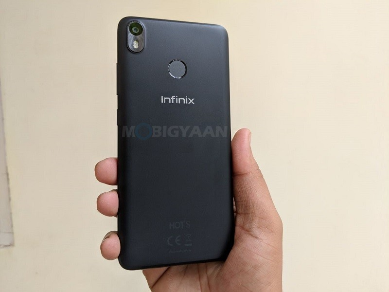 Infinix Hot S3 Hands-on [Images]