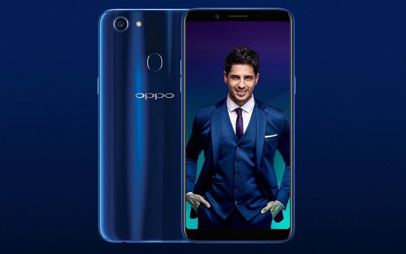 oppo-f5-sidharth-limited-edition-india-1
