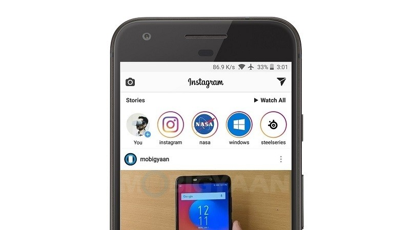 How to save others instagram stories on your smartphone android save others instagram stories on smartphone android guide ccuart Images