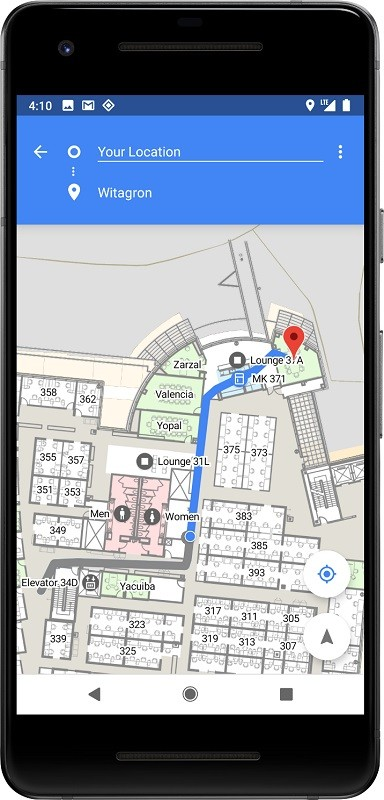 android-p-developer-preview-indoor-positioning