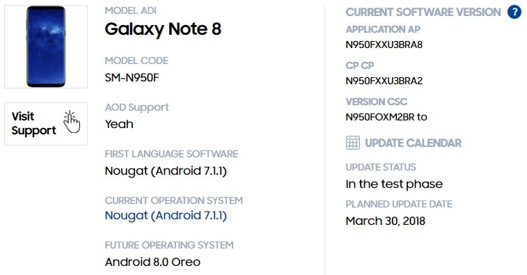 samsung-galaxy-note8-oreo-update-timeline