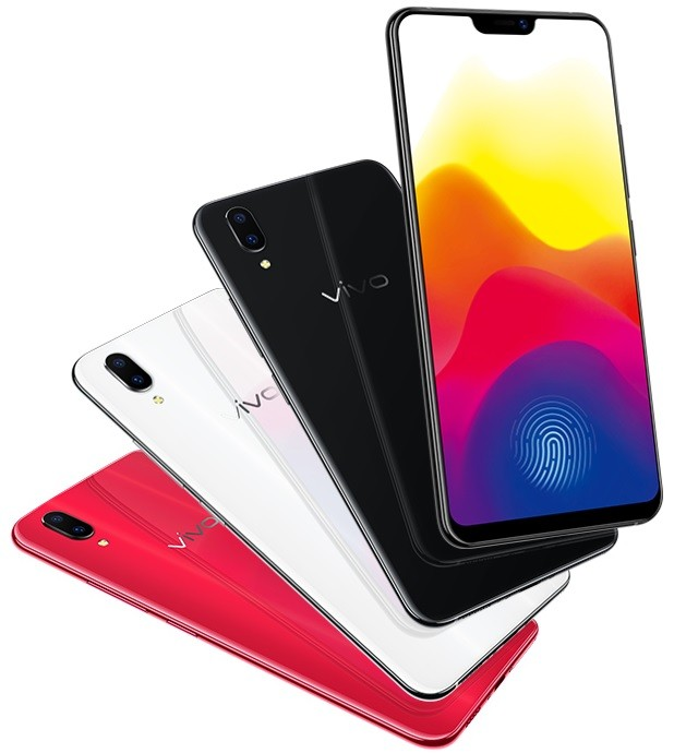 Vivo Launches X21 Smartphone With In-Display Fingerprint Scanner