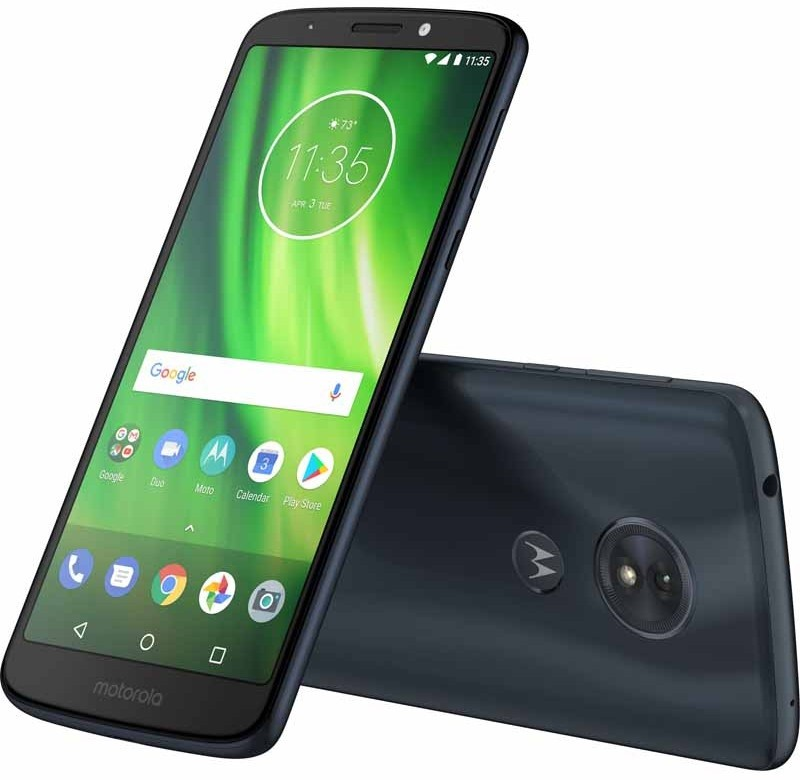 Motorola Moto G6, Moto G6 Play to launch in India soon