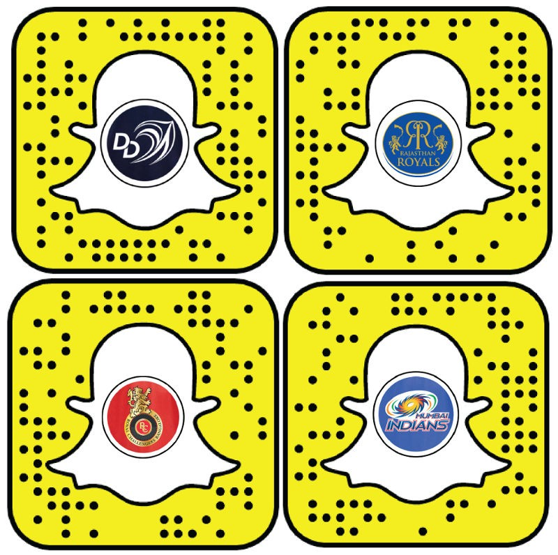 snapchat-ipl-2018-partnership