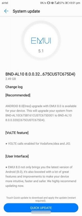 honor-7x-android-8-oreo-update-india