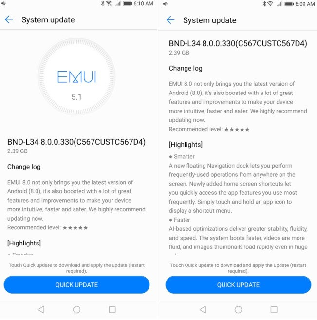 huawei-mate-se-android-8-oreo-update