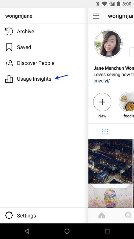 instagram-testing-usage-insights-tool-1