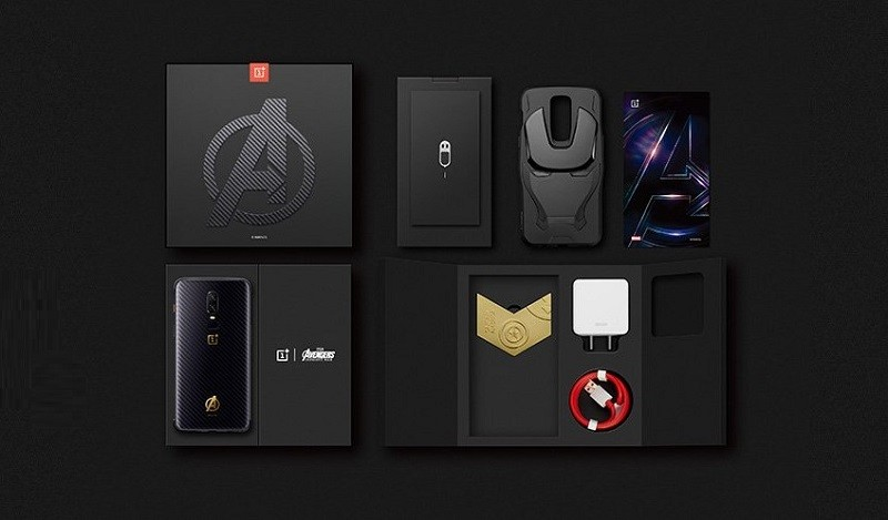 oneplus-6-marvel-avengers-limited-edition-box-contents