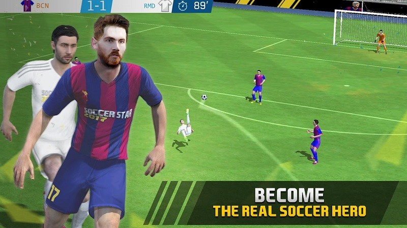 Top 10 Football Games For Android 2018 HD - YouTube