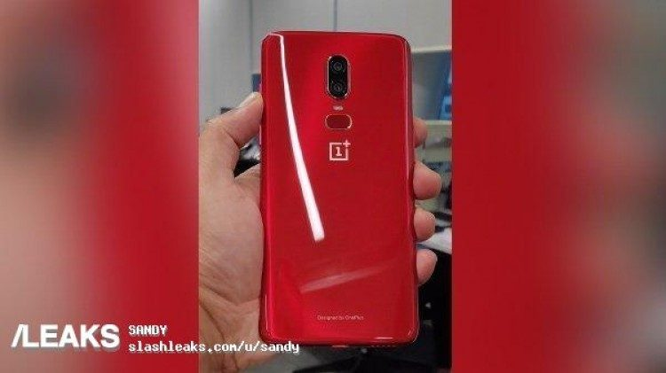 oneplus-6-lava-red-leaked-live-image-1-750x421
