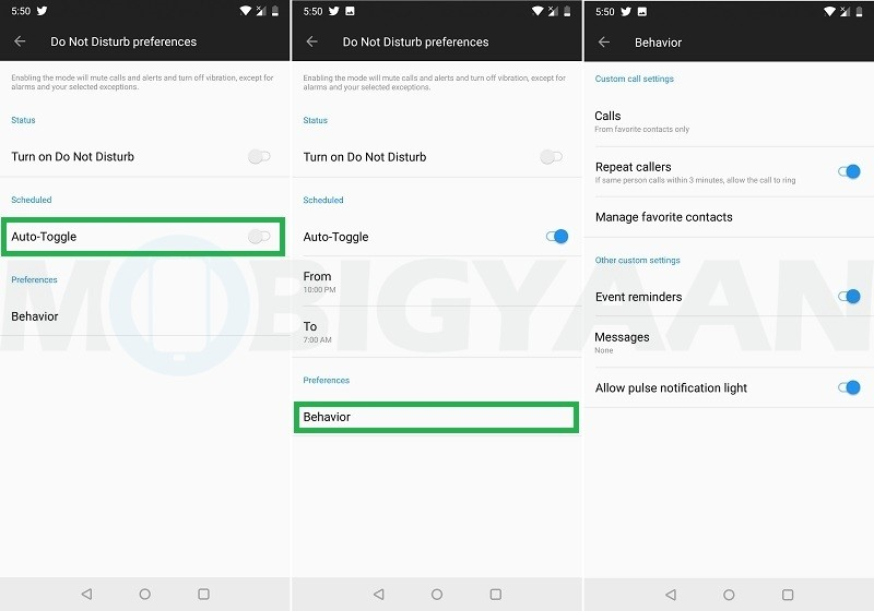 oneplus-6-tips-tricks-hidden-features-31-2-customize-dnd-preferences-2
