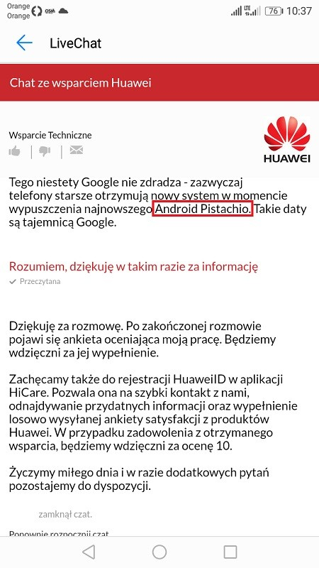 huawei-poland-android-p-name-revealed-android-pistachio
