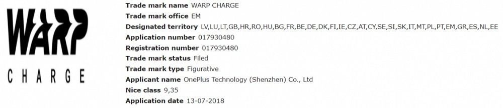oneplus-warp-charge-patent