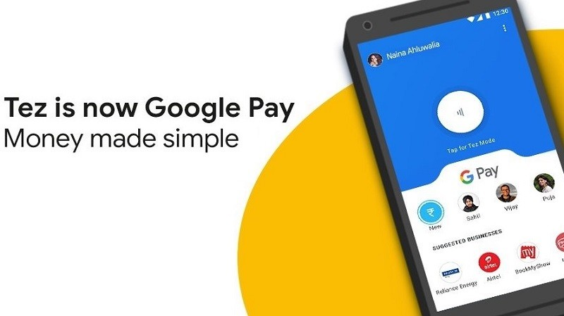 google-tez-google-pay