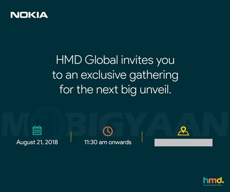 hmd-global-august-21-india-launch-invite