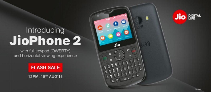 jiophone-2-august-16-flash-sale