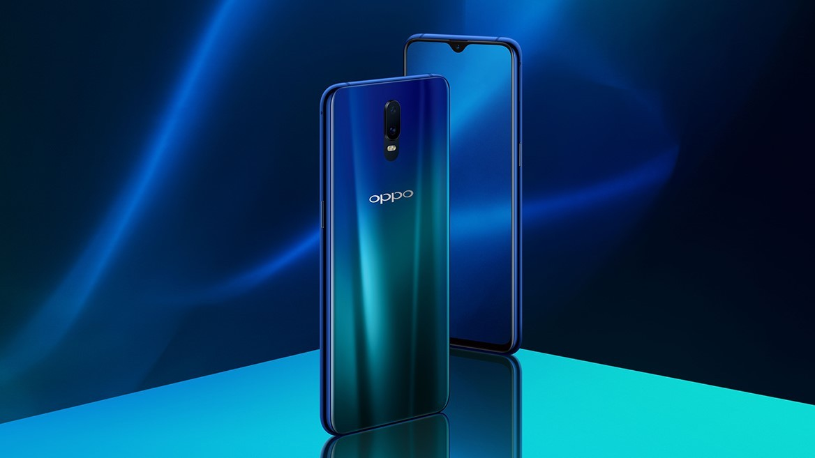 """OPPO R17 announced with 6.4-inch """"Waterdrop Screen"""", Snapdragon 670 SoC and 8 GB RAM"""