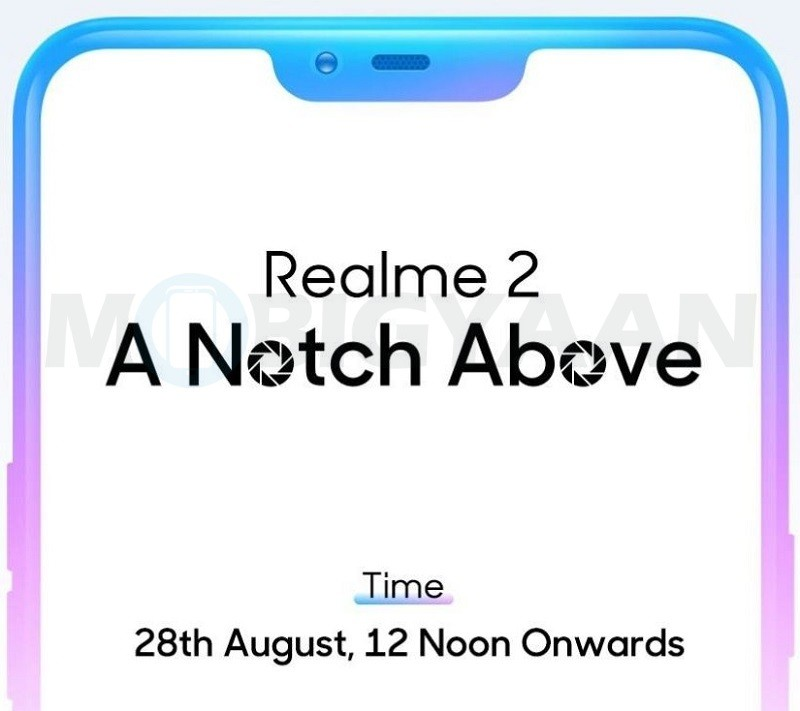 realme-2-india-launch-date-august-28-2