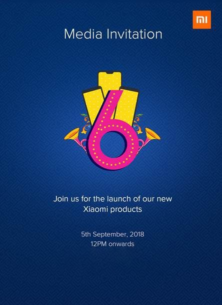 xiaomi-redmi-6-6a-6-pro-india-launch-invite