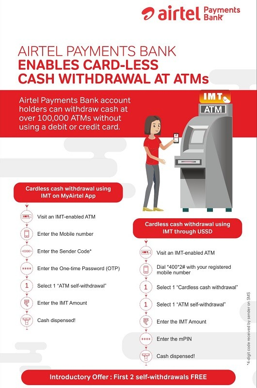 airtel-payments-bank-card-less-cash-withdrawal-1