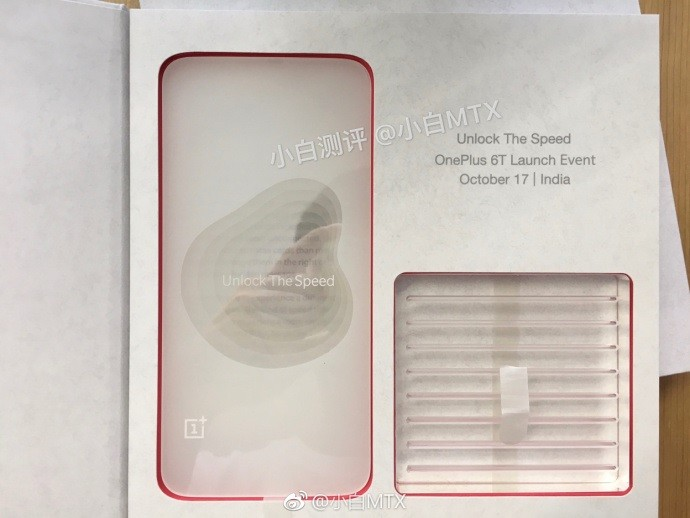 oneplus-6t-leaked-invite-india-launch-date
