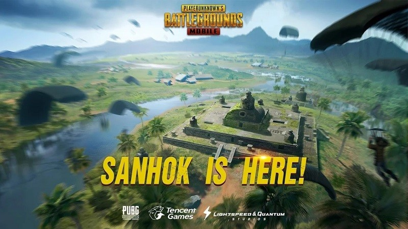 pubg-mobile-sanhok-update