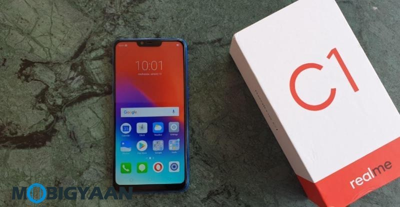4cf2e5d88 Realme C1 (2019) goes on open sale in India