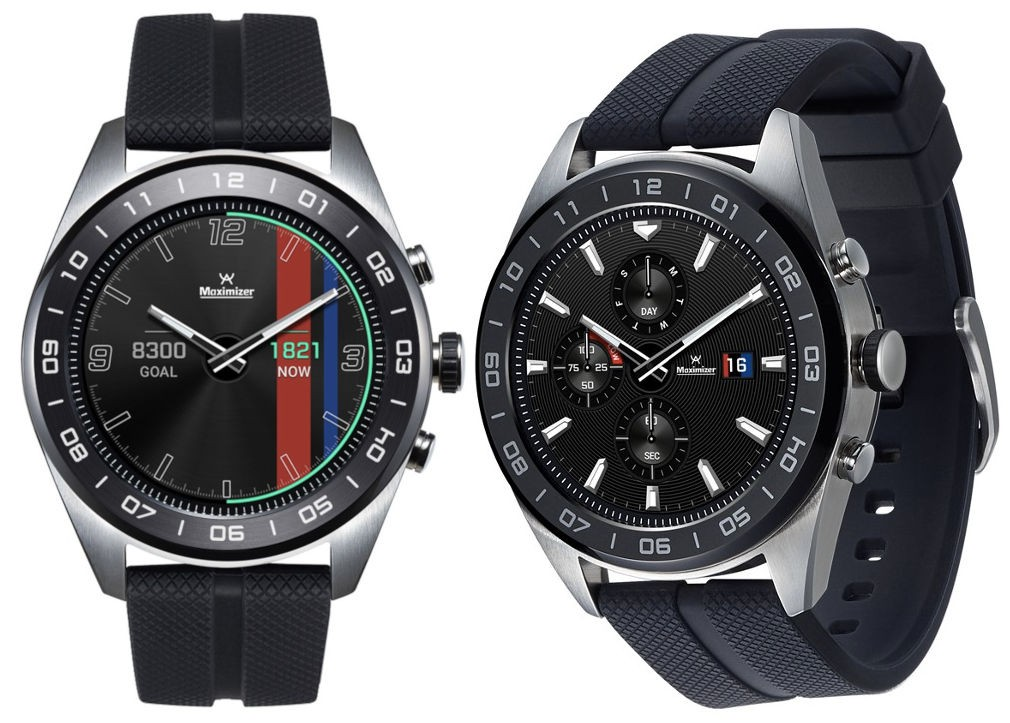 LG Watch W7 Hybrid Smartwatch announced, features ...