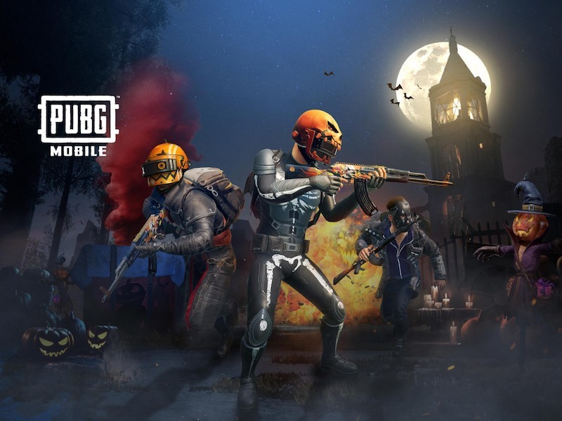 5 Notable Features Of The New Pubg Mobile Update: PUBG Mobile 0.9.0 Update Brings Night Mode, Halloween