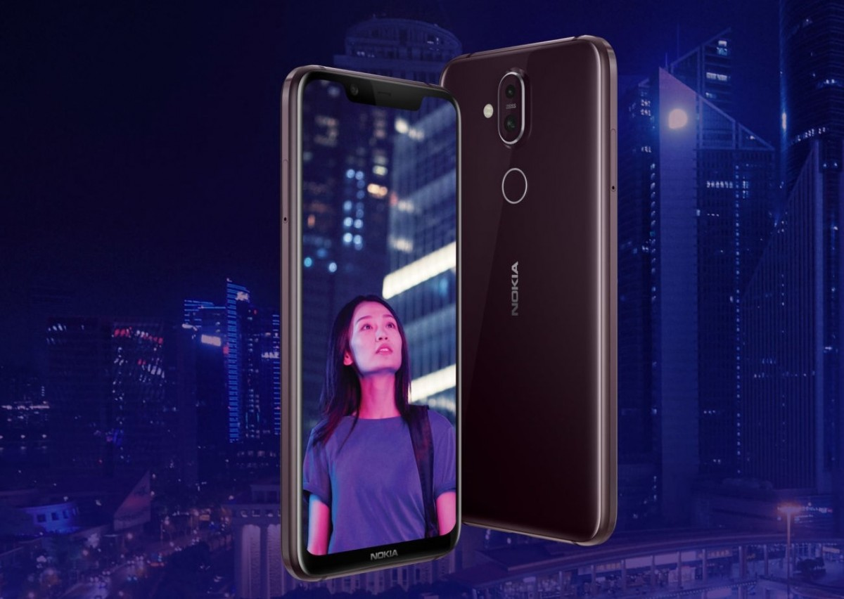 Image result for Nokia 8.1 (X7) mobile