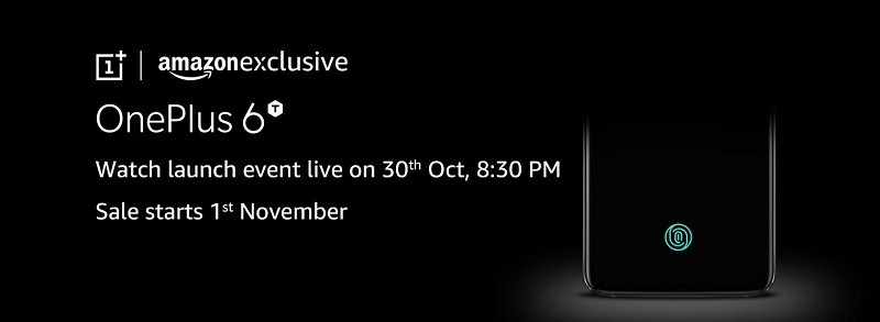 oneplus-6t-india-sale-date
