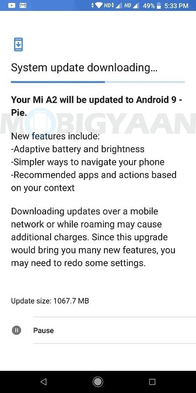 xiaomi-mi-a2-android-9-pie-update-india
