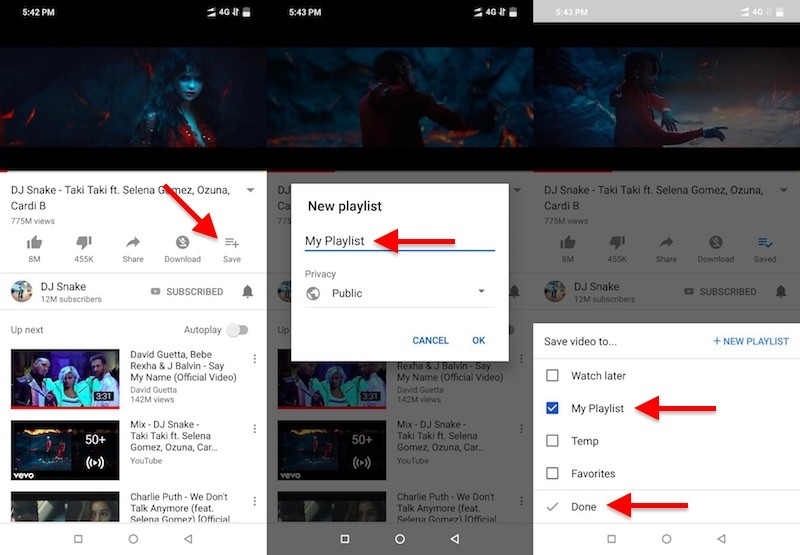 How To Loop Youtube Videos Easily On Android Guide
