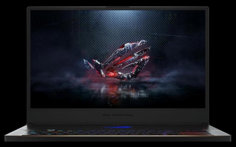 ASUS-ROG-ZEPHYRUS-S-GX701-ultra-slim-gaming-laptop-with-17.3-inch-144Hz-display-announced