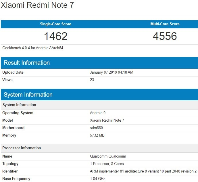 xiaomi-redmi-note-7-specs-geekbench