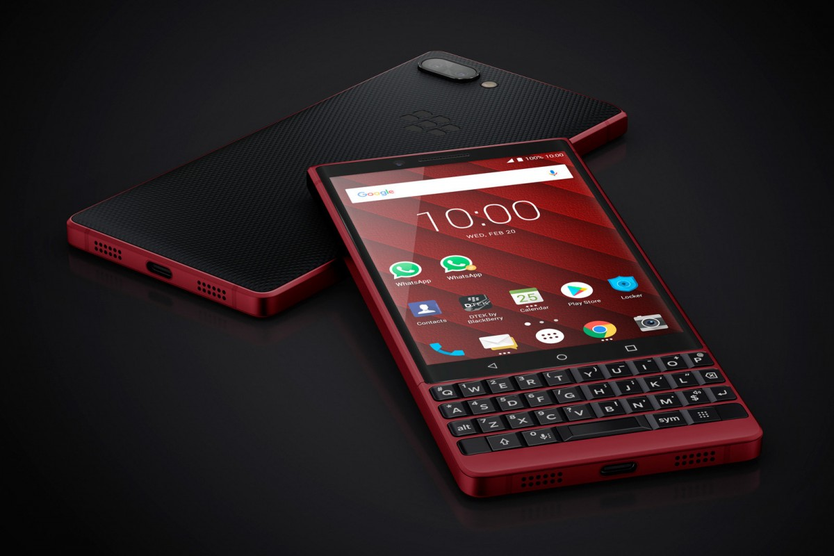TCL will stop making and selling BlackBerry smartphone