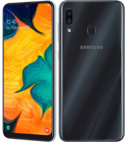Samsung Galaxy A30 Specifications Price Features Availability