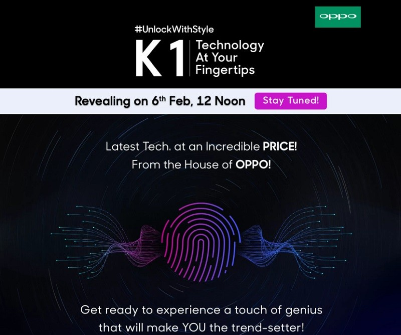 oppo-k1-india-launch-date