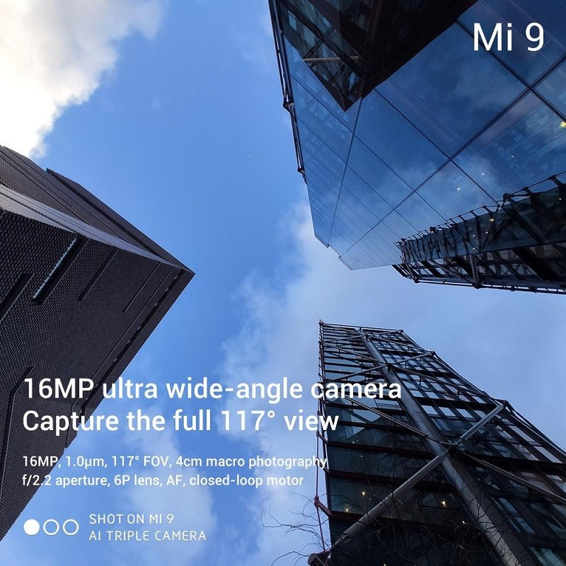 Xiaomi Confirms 48 Mp Rear Camera On Mi 9