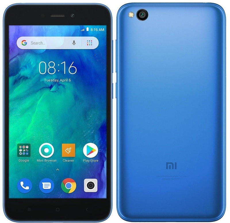 Xiaomi Launches Redmi Go; Android Go Smartphone Under US$100