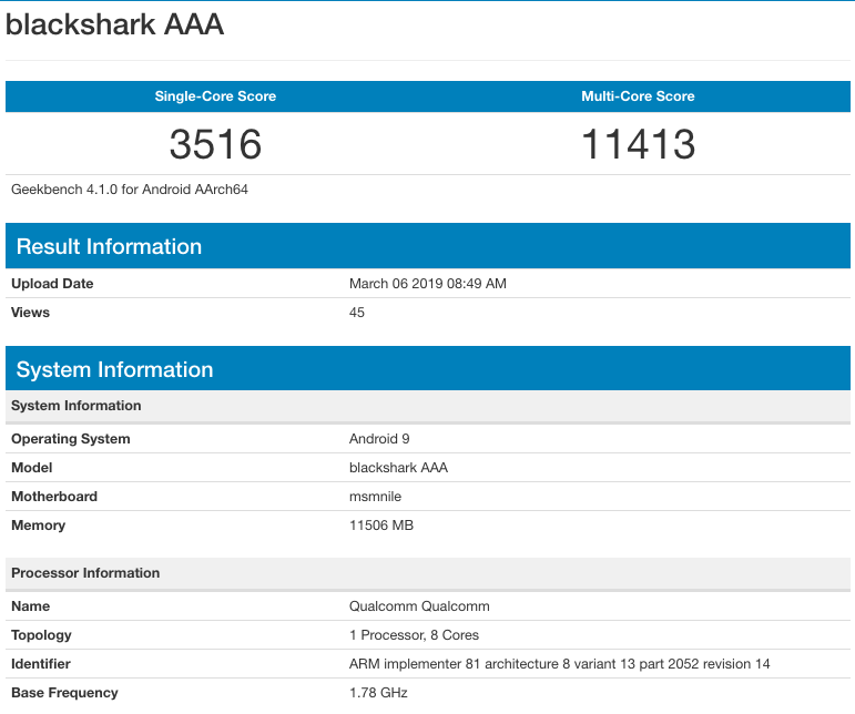 black-shark-2-geekbench