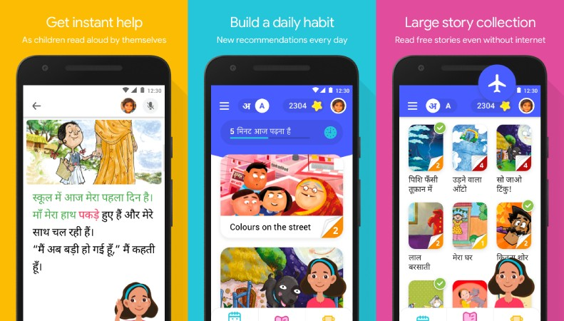 Google launches 'Bolo' to tutor children to read Hindi, English
