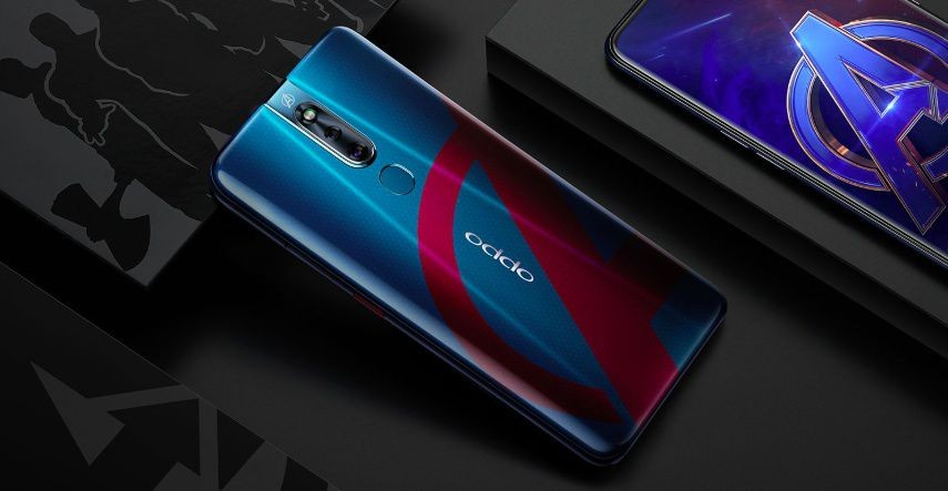 OPPO-F11-Pro-Marvel-Avengers-Limited-Edition