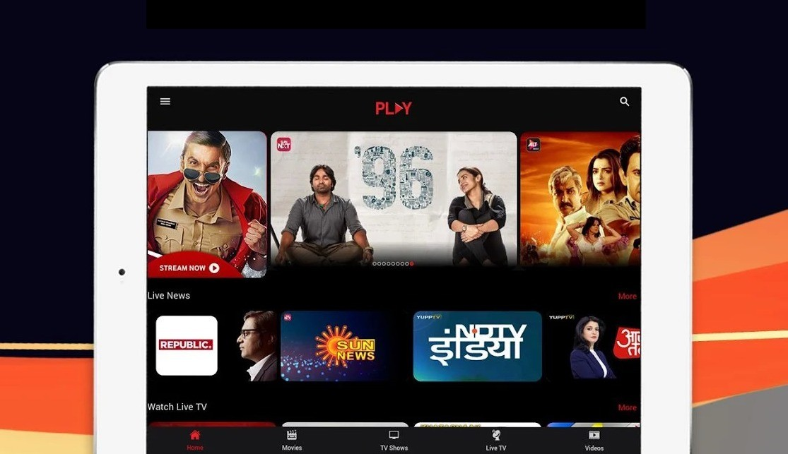 Vodafone Idea partners with Sony LIV to offer premium content
