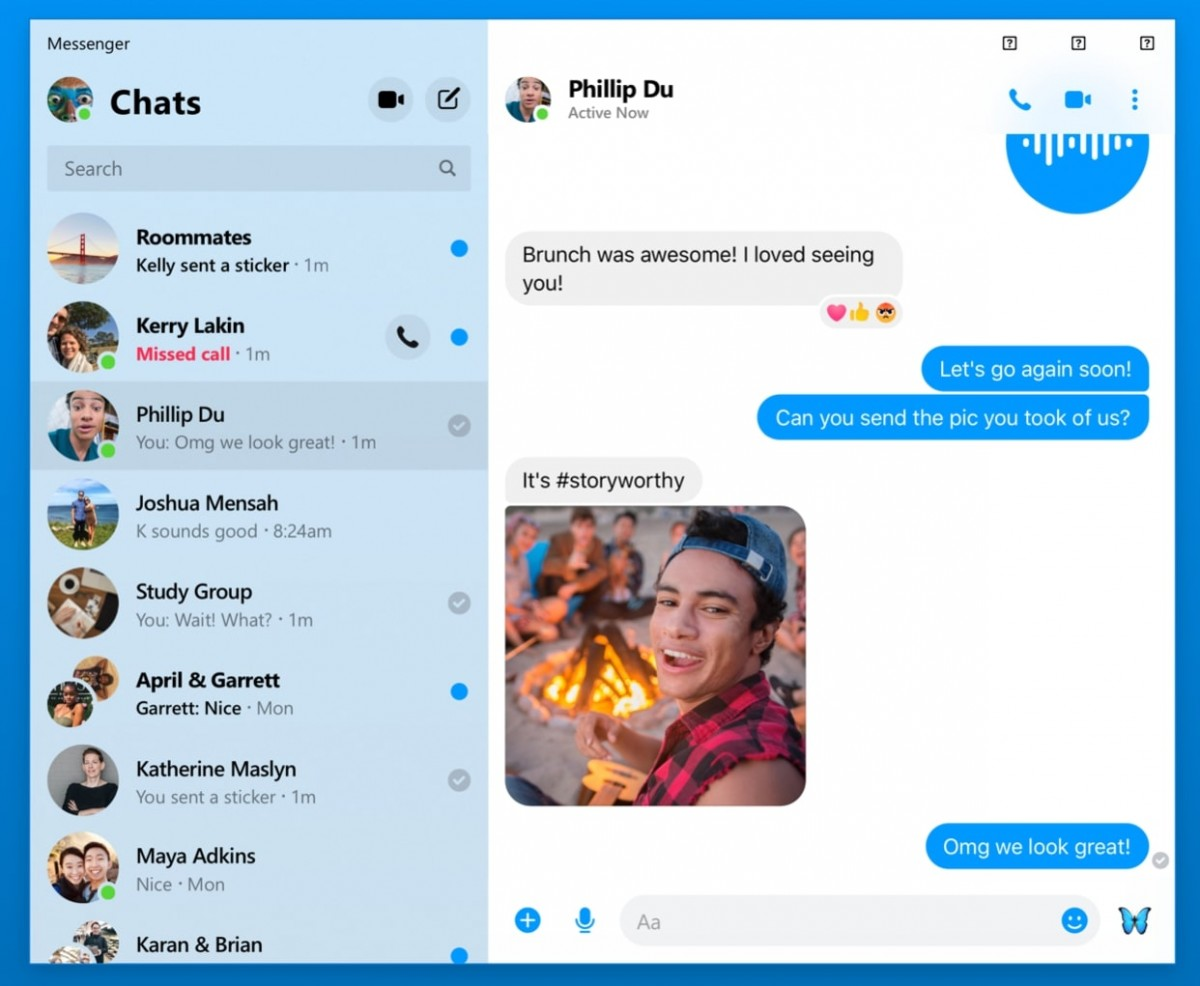 Messenger-Desktop-App