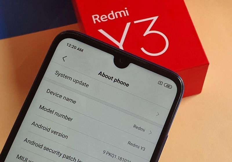 Xiaomi-Redmi-Y3-Review-Design-4