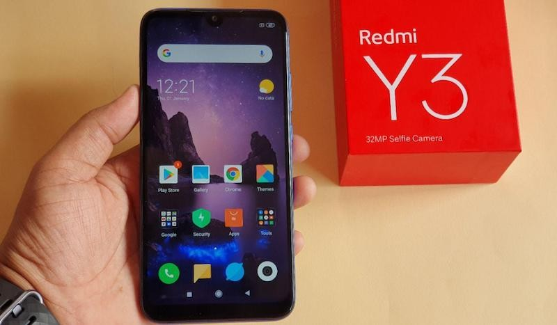 Xiaomi-Redmi-Y3-Review-Design-6