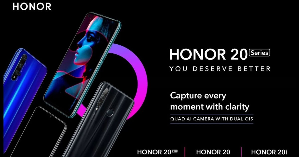 Honor-20-Series-India