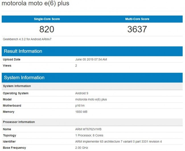 moto-e6-plus-geekbench